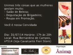 SOCIAIS CULTURAIS E ETC.  BOANERGES GONÇALVES: Cavalcante Fiore Store