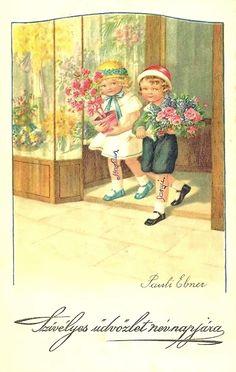 Pauli Ebner (1873-1949) — Old Post Cards (570x900)