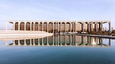 Oscar Niemeyer - Sede Mondadori, Metropolitan City of Milan, Oscar Niemeyer