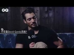 An Afternoon with David Gandy (GQ Style)