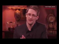 EDWARD SNOWDEN Everything about Donald Trump