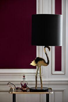 Design by us- Flamingo lamp