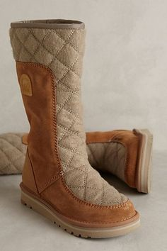 Sorel The Campus Tall Boots #anthrofave #anthropologie
