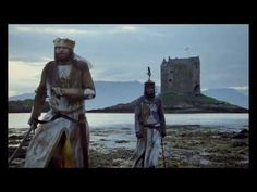 """This is the BEST movie trailer-ever!!   Monty Python and the Holy Grail remade as a """"Modern Trailer"""" (Action movie)"""
