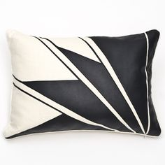art deco pillow, from Ankasa