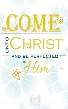 I would love -  Come Unto Christ: 2014 Young Women Mutual Journal    #LDSproducts #MormonProducts #CTR