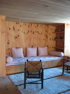 Sachs Lindores / I LOVE The Scandinavian Ethic Of Using Wood On Ceiling,  Walls, Floors    Itu0027s So Warm And Cozy. MUCH More LIFE Than Just Paint And  Chinese ...