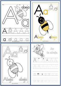 Àlbum de Laura Lucia Benavides https://plus.google.com/photos/103284308749089871549/albums?banner=pwa. Conté abecedaris (exemple), https://plus.google.com/photos/103284308749089871549/albums/5485682767433070337?banner=pwa, grafomotricitat (exemple) https://plus.google.com/photos/103284308749089871549/albums/5395943759281063409?banner=pwa entre altres.