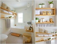 16 Inspirational Bathroom Storage Ideas That Combine Functionality With Creativity