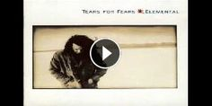 "Tears For Fears - ""Break it down again"" (1993) #music"
