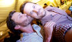 Rob Benedict, Richard Speight Jr.