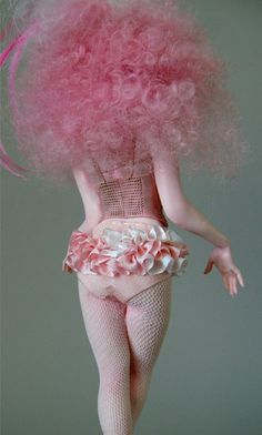 Cotton Candy Burlesque - Nicole West