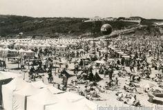 Eléctricos de Sintra: Bola Nívea na Praia das Maçãs