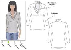 Winter Work Wardrobe planning progress post #1