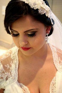 Acessórios exclusivos para noivas.  GLOSS ACESSÓRIOS & ATELIÊ Nenhuma delas usa, só Você!