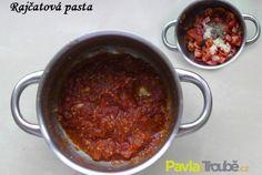 Rajčatová pasta