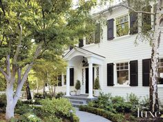 Updating A Dated Colonial Exterior Architectural Styles Connecticut And Entrance