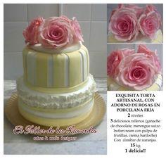 exquisitas tortas artesanales, mesas dulces especiales, delicatessen