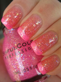 pictures of nails designs | ... Nail Polish Design for Short Nails Red and White Nail Art Designs