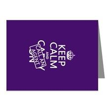 sm-land1 Note Cards (Pk of 20) for