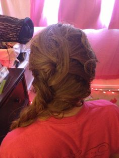Elsa Braid  #frozen #disney #princess