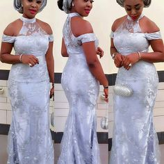 Aso Ebi Lace Gown. Hello dearies, the common styles for any lace material are aso ebi gown styles. Gowns are fashionable in terms of simplicity but allows for creativity when it is to be made by intelligent fashion designer. #aso ebi lace gown #aso ebi short gowns #gown styles for cord lace #lace gown styles 2017 #lace styles on bellanaija #latest lace gown styles #latest lace styles 2017 #nigerian lace styles dress #styles of lace material