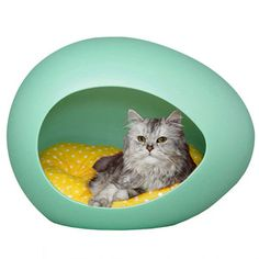 Pet Bed Mint, 69€, now featured on Fab.