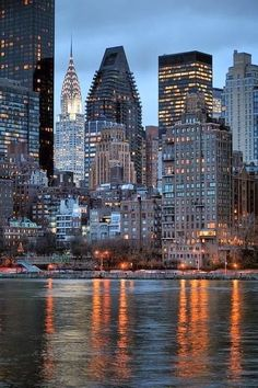 The East River Nyc