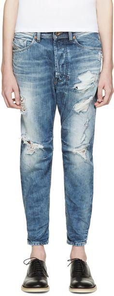 Diesel Blue Narrot L.32 Jeans