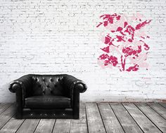 On the Wall Accent Chairs, Art Prints, Wall, Furniture, Design, Home Decor, Upholstered Chairs, Art Impressions, Decoration Home