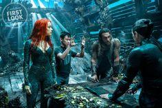 Aquaman detrás de cámaras