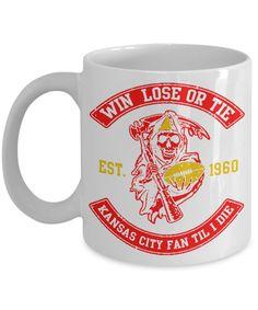 Go Chiefs Pittsburgh Sports, Tampa Bay Buccaneers, Atlanta Falcons, Minnesota Vikings, Carolina Panthers, Football Fans, Oakland Raiders, Kansas City, Gifts In A Mug