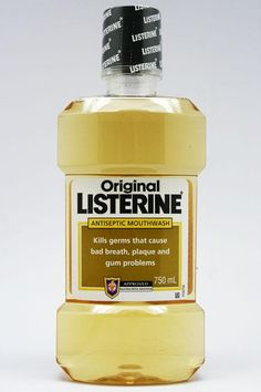 Alternative Uses For Listerine