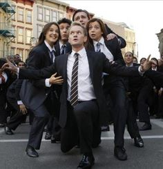 How I Met Your Mother: The Suit Song