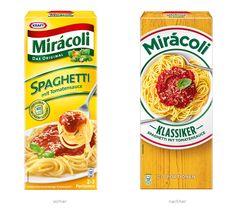 """Miracoli Spaghetti ... Erinnert ihr euch noch an die Werbung? """"Miracoli ist fertig"""""""