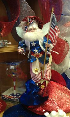 Mark Roberts 4th of July Collectiable Fairy