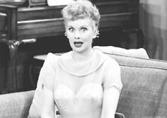 I Love Lucy! I'm so surprised to see you!