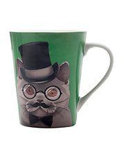 Mob Oliver Mug Set #Cats #Catmug #Mugs