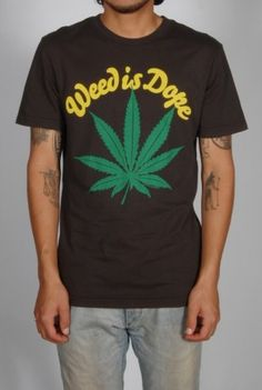 Local Celebrity says Weed Is Dope...seriously, it is.