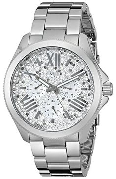 Fossil Women's AM4601 Cecile Multifunction Stainless Steel Watch - Silver-Tone with Pave Glitz Dial Fossil http://www.amazon.com/dp/B00LO8Y43G/ref=cm_sw_r_pi_dp_lOZrvb1JKZ31M
