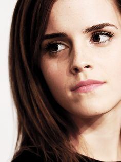 Emma Watson. Literally the most beautiful woman I've ever seen!