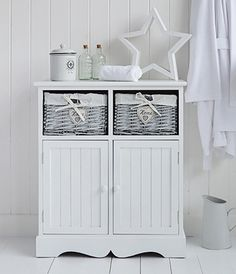 Bathroom Cabinets 30cm Wide brighton white bathroom shelf unit with 4 shelves | bathroom