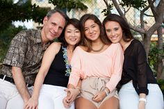 Family Photo Session in Miami by Tova Photography