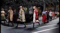 Prada Spring/Summer 2018 Women's Fashion Show