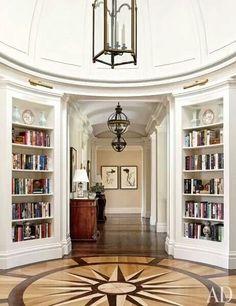 Ronde bibliotheek