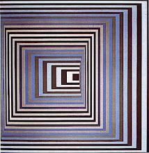 Vasarely. This is amazing inspiration for a quilt.