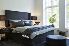 A Refined Take On Rustic Materials Shines In Scottsdale Bedroom Sets, Dream Bedroom, Bedroom Decor, Bedrooms, Master Bedroom, Interior Inspiration, Room Inspiration, Inspired Homes, Beautiful Interiors