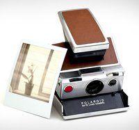 Polaroid. My mom had this.