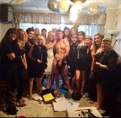 Our classes will make your hen party unforgettable, our models are professional yet fun and they are great for all!