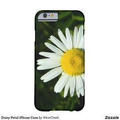 Daisy Petal iPhone Case Barely There iPhone 6 Case